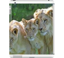 The Family Portrait iPad Case/Skin