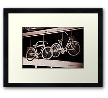 High Flyers Framed Print