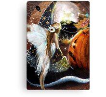 "Fantasy ""Spookfest"" Canvas Print"