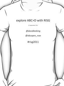ABC+D T-Shirt