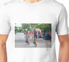 Dance over wheels Unisex T-Shirt