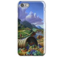Horn Of Plenty - Cornucopia  iPhone Case/Skin