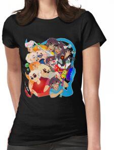 Homestuck- Pumped Up Kids Womens Fitted T-Shirt