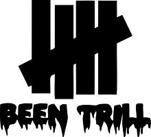 undefeated been trill by goldney09