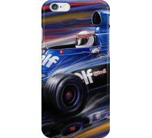 Jackie Stewart Tyrell  iPhone Case/Skin
