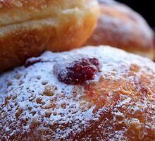Jam Donut by Janie. D