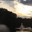 The Sunset Lake by Misunderstood24