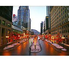 Montreal, Canada Photographic Print