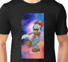 zombie mario nebula custom Unisex T-Shirt