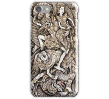 Wayang iPhone Case/Skin