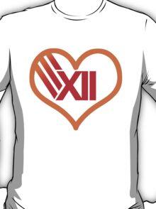 XII Love T-Shirt