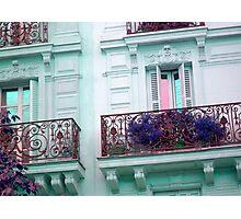 Cliche Paris 8 Photographic Print