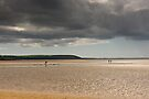 The dichotomy of Irish weather, Duncannon, County Wexford, Ireland by Andrew Jones