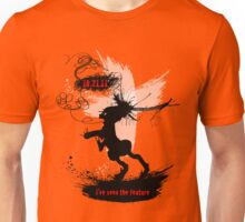 I've Seen The Feature. Unisex T-Shirt