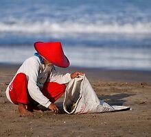 Bali Beach by Michael Pross