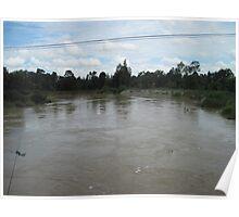 The Bridge Aug 20. Poster