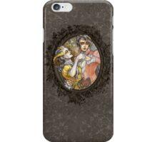 Demon Ball detail: The prisoner poet iPhone Case/Skin
