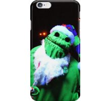 Nightmare Before Christmas - Oogie Boogie iPhone Case/Skin