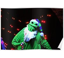 Nightmare Before Christmas - Oogie Boogie Poster