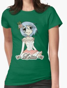 Blue Haired Lolita T-Shirt