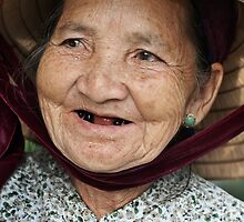 Villager, Hoi An by Fran53