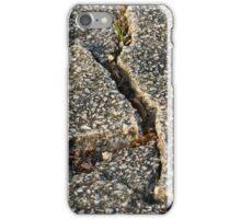 road earthquake iPhone Case/Skin