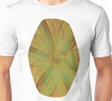 Fall Blossom Fractal Unisex T-Shirt