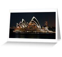Sydney Opera House - Sydney - Australia Greeting Card