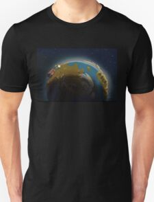 Rick and Morty-- Tiny Earth T-Shirt
