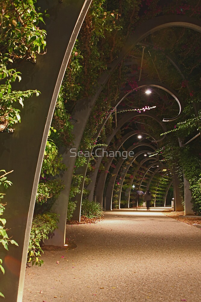 Southbank Parklands, Brisbane, Australia by Sea-Change