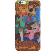 Disney Splash Mountain Bear Fox Rabbit Song of the South iPhone Case/Skin