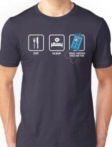 Eat, Sleep, Who T-Shirt