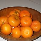 A Bowl of Clementines by Betty Mackey