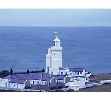 St Catherines Light. Photographic Print