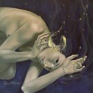 Piscesfrom Zodiac signs series by dorina costras