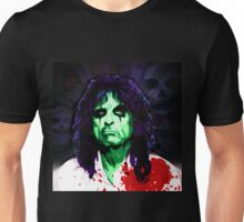 ALICE HAVE A HAPPY HALLOWEEN Unisex T-Shirt
