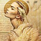 feathered friends by Jena DellaGrottaglia