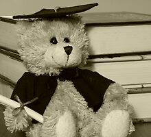 An Educated Bear by tenzil