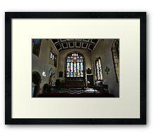 St Mary & St Nicholas Framed Print
