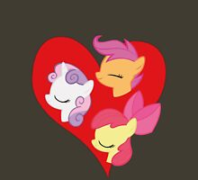 I have a crush on... the Cutie Mark Crusaders Unisex T-Shirt