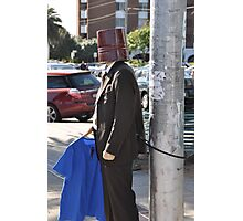 Mr Bucket, St Kilda, Melbourne Photographic Print