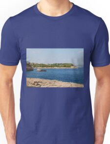 Patitiri coastline, Alonissos Unisex T-Shirt