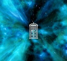 Tardis in Time and Space by Miriam2695
