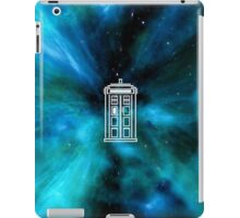 Tardis in Time and Space iPad Case/Skin
