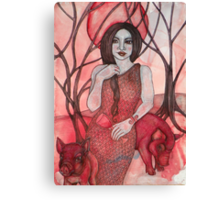 Circe Canvas Print
