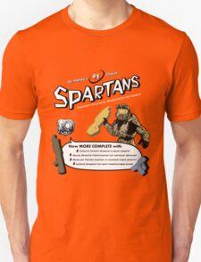 Spartan Vitamins T-Shirt