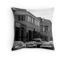 Kalk Bay Shop Front Throw Pillow