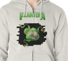 Plantera Zipped Hoodie