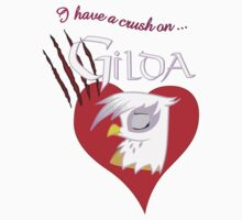 I have a crush on... Gilda - with text T-Shirt