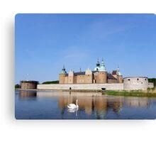 The Kalmar Castle Canvas Print